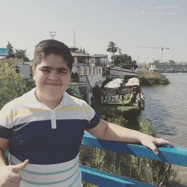 بیوگرافی ابوالفضل رجبی بهروز پایتخت