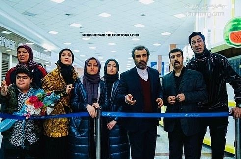 ابوالفضل رجبی بازیگر نقش بهروز در سریال پایتخت 6