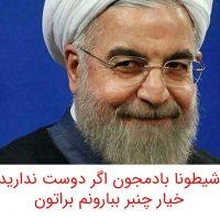 واکنش های جالب کاربران به خبر بارش بادمجون در تهران
