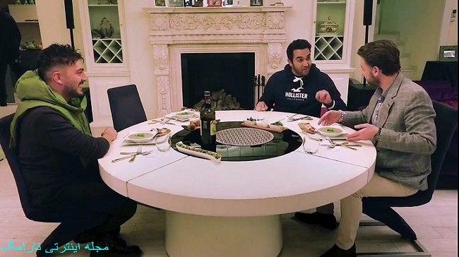 دانلود فصل نهم شام ایرانی قسمت اول