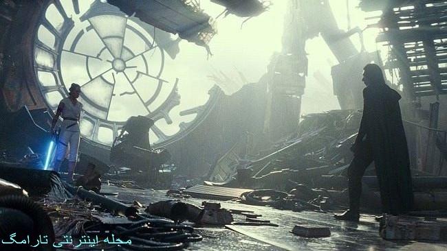 تصاویر سینمایی جنگ ستارگان 9