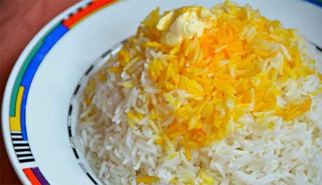 نحوه پخت برنج