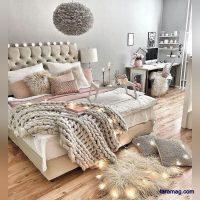 مدل دیزاین اتاق خواب ۲۰۲۰   اتاق خواب زوج های باسلیقه و امروزی