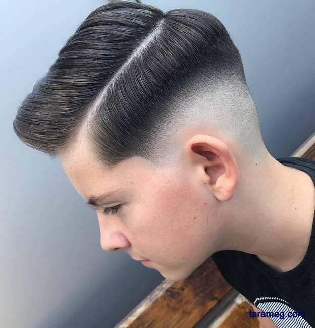 انواع مدل موهای مردانه مناسب تابستان سال 99 (50 عکس) - تارامگ ...