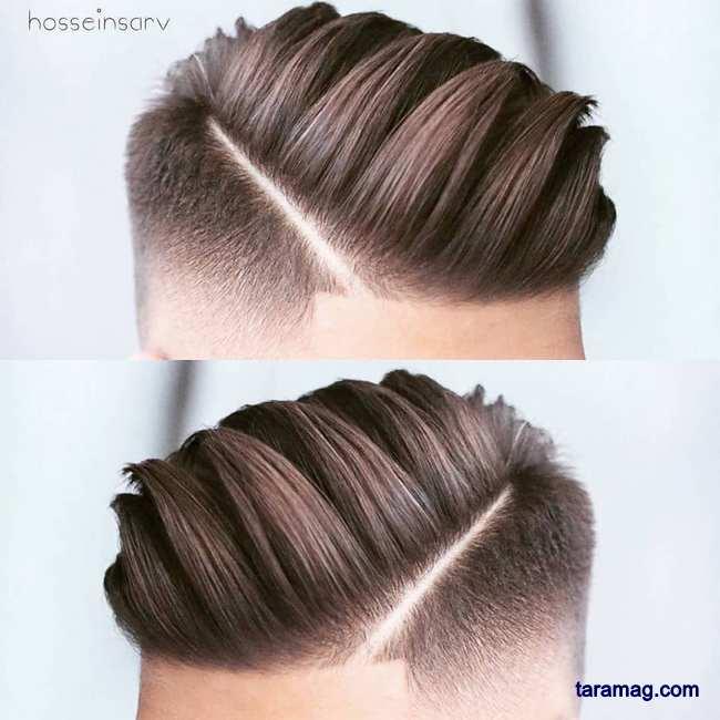 تصویر مدل مو مردانه کلاسیک ۲۰۲۰ – ۹۹   جذاب ترین مدل موی کوتاه مردانه و پسرانه امسال