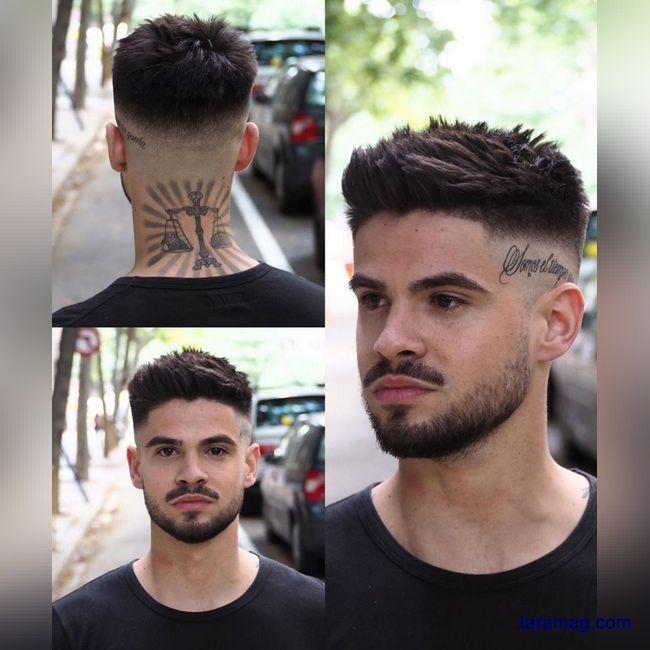 مدل مو جدید مردانه 2020
