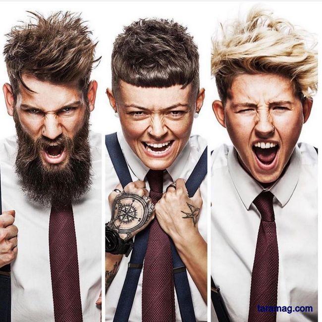 تصویر مدل موی کوتاه مردانه ۲۰۲۰ – ۹۹ | مدل مو پسرانه ۱۳۹۹ با جدیدترین طرح های امسال
