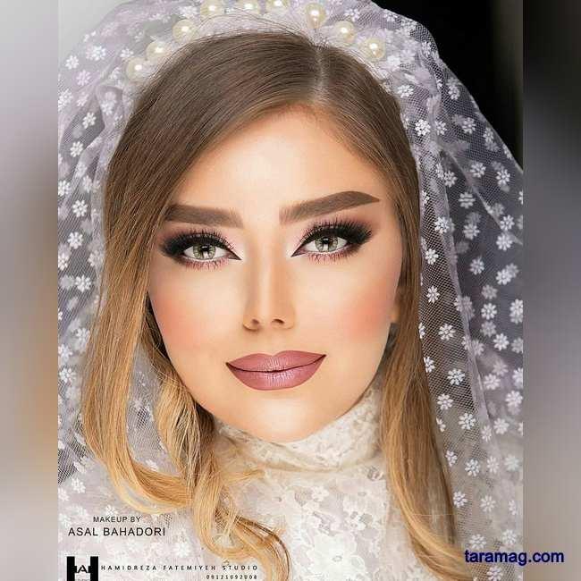 آرایش عروس زیبا و جدید 99