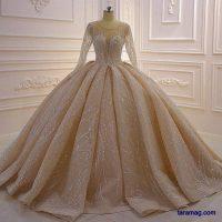 لباس عروس جدید ۲۰۲۰ – ۹۹ |  لباس عروس های پرنسس و لاکچری + تصاویر