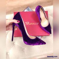 مدل کفش پاشنه دار ۲۰۲۱ زنانه جدید | کفش مجلسی مخصوص استایل های لاکچری