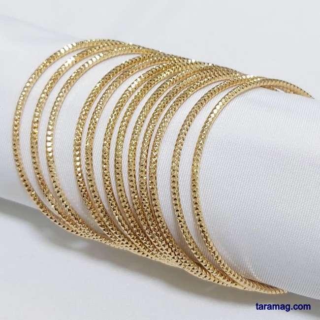 مدل بدلیجات جدید 2021   شیک ترین مدل های نیم ست طلا و جواهرات
