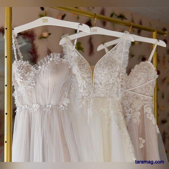 جدیدترین مدل لباس عروس جدید 2021 را در اینجا ببیند!