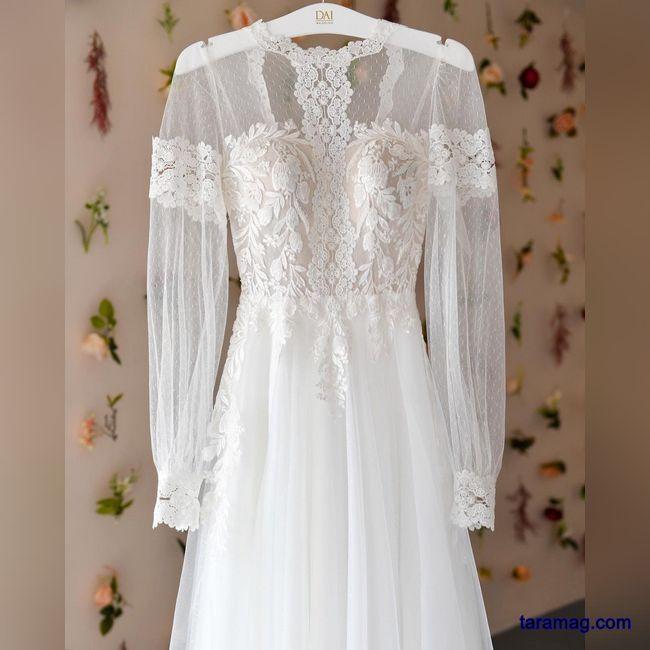 لباس عروس جدید شیک