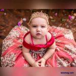 مدل لباس عروس بچه گانه پرنسسی 2021 [مدل های شیک لباس پرنسسی و پف دار]