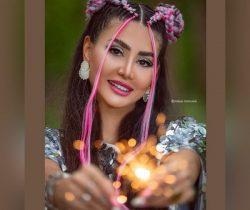 ایده ژست عکس تولد 2021 | ژست عکس تولد دخترانه لاکچری 1400